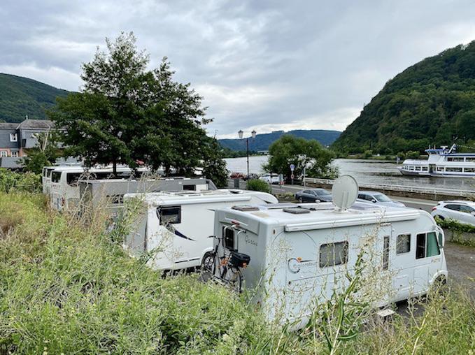Alken Wohnmobil-Stellplatz Alken-an-der-Mosel Rheinland-Pfalz Deutschland