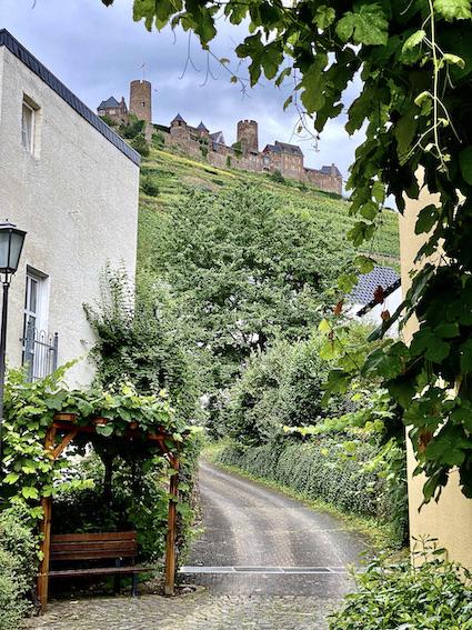 Burg Thurant bei Alken an der Mosel Burg Thurant Stadt Alken