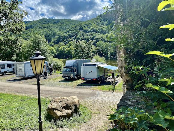 Ediger-Eller Wohnmobilstellplätze an der Mosel mit mole-on-tour Landkreis Cochem-Zell