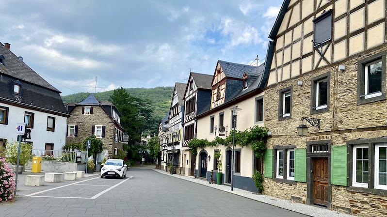 Kobern-Gondorf an der Mosel Rheinland-Pfalz Altstadt