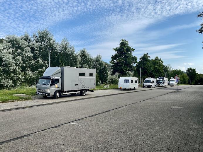 Kobern-Gondorf an der Mosel Wohnmobilstellplatz Rheinland-Pfalz für mole-on-tour