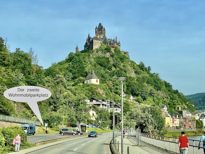 Reichsburg Stadt Cochem an der Mosel Höhenburg an der Mosel