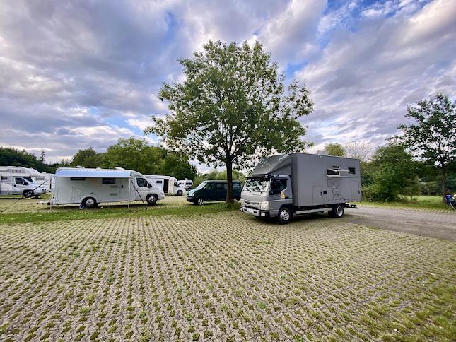 Trier Reisemobilpark Treviris Wohnmobilstellplatz an der Mosel mit mole-on-tour